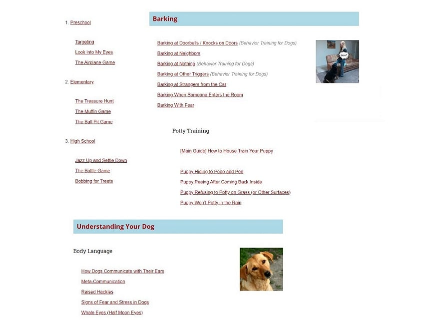 brain training for dogs review online dog training course